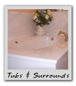 See our Tub Surround Gallery!